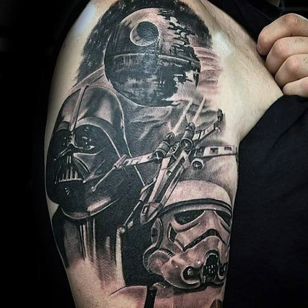 Top 101 Star Wars Tattoo Ideas 2020 Inspiration Guide