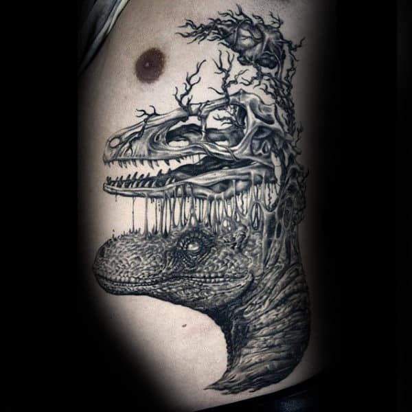 Dragon Mythical Tattoos