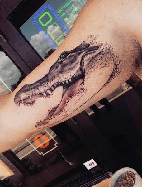 Tattoo Skull Drawings Cool
