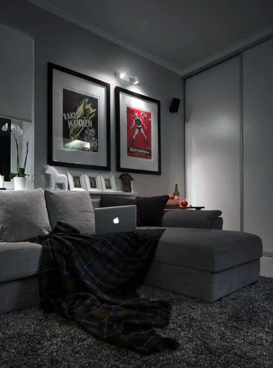 Cool Small Room Ideas For Guys Novocom Top