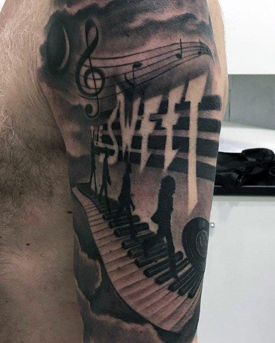 Tattoo Love Everyone