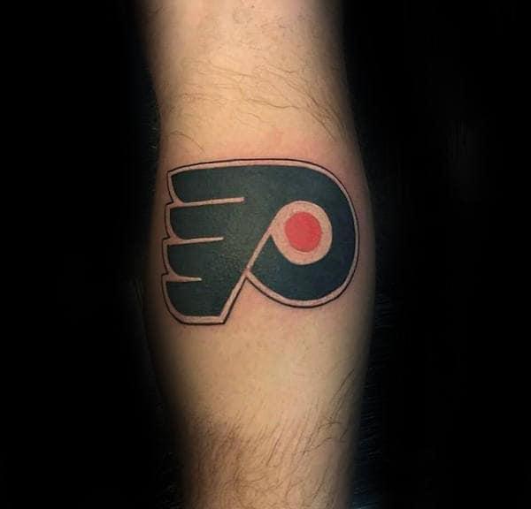 75 Hockey Tattoos For Men NHL Design Ideas