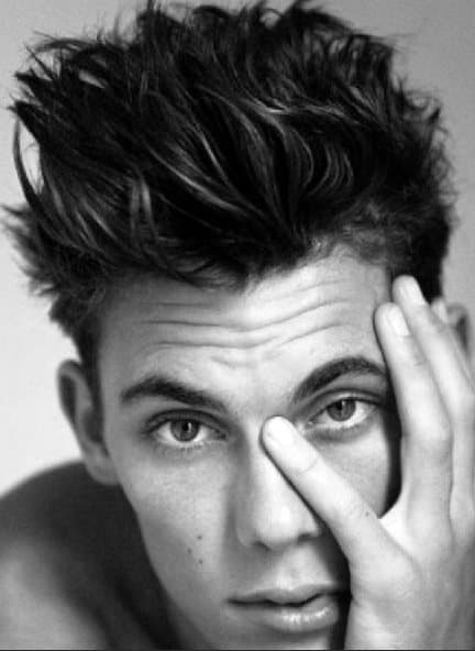 50 Mens Messy Hairstyles Masculine Haircut Inspiration