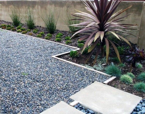 Modern Landscape Details Gravel Patio Ideas