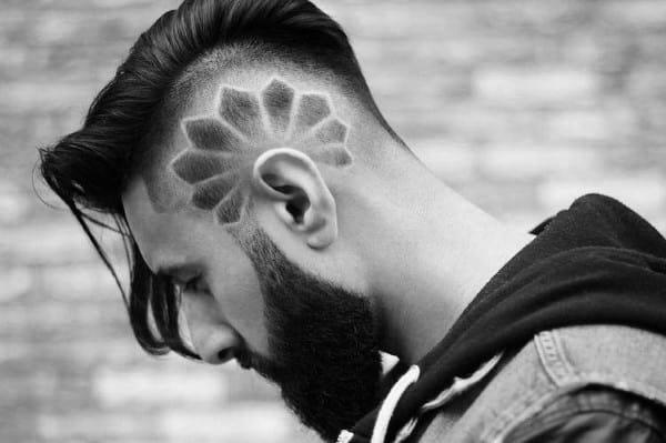 Undercut Hairstyle For Men 60 Masculine Haircut Ideas