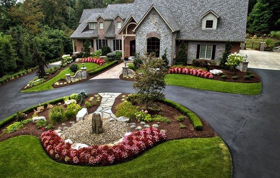 Top 70 Best Front Yard Landscaping Ideas