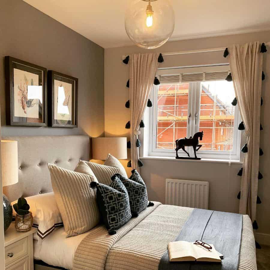 the top 100 bedroom curtain ideas