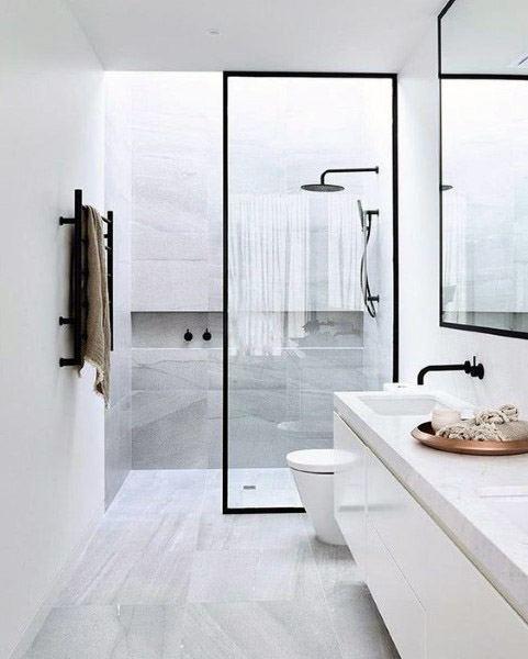 Unique Showers
