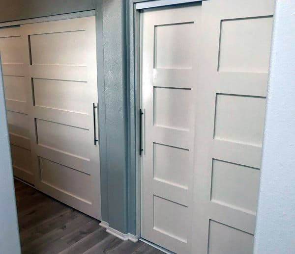 Rustic Closet Door Ideas