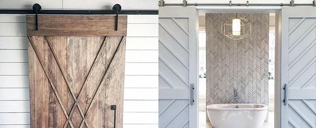 Top 60 Best Sliding Interior Barn Door Ideas