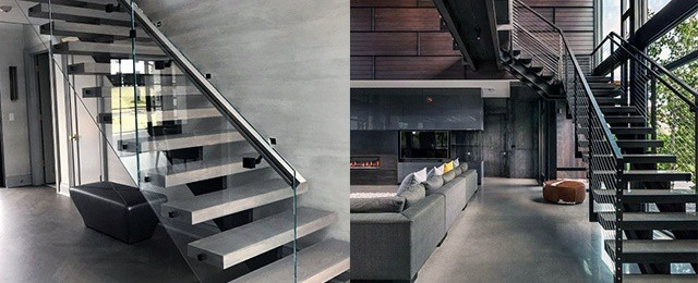 Top 70 Best Stair Railing Ideas Indoor Staircase Designs | Staircase Design Near Me | Stair Treads | Spiral Staircase | Interior Design | Living Room | Stairbox