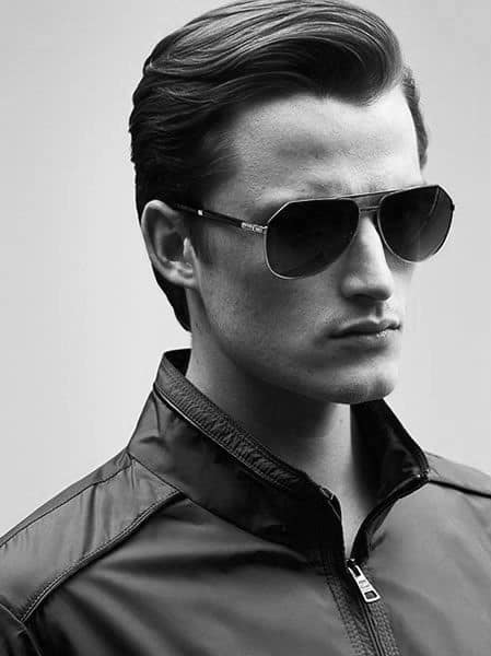 Professional Haircut Stylish Hairstyles For Men