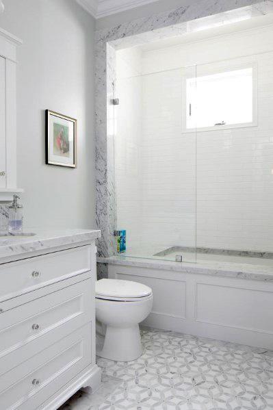 Top 60 Best Bathtub Tile Ideas Wall Surround Designs