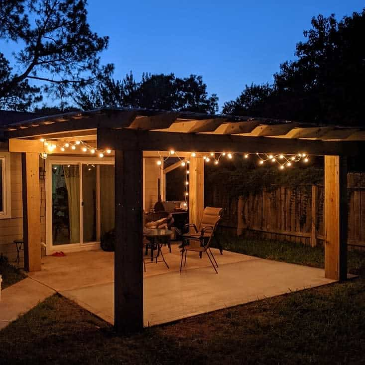 the top 25 patio awning ideas
