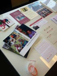 The Tanzanian Children's Fund at our Communications Fair!
