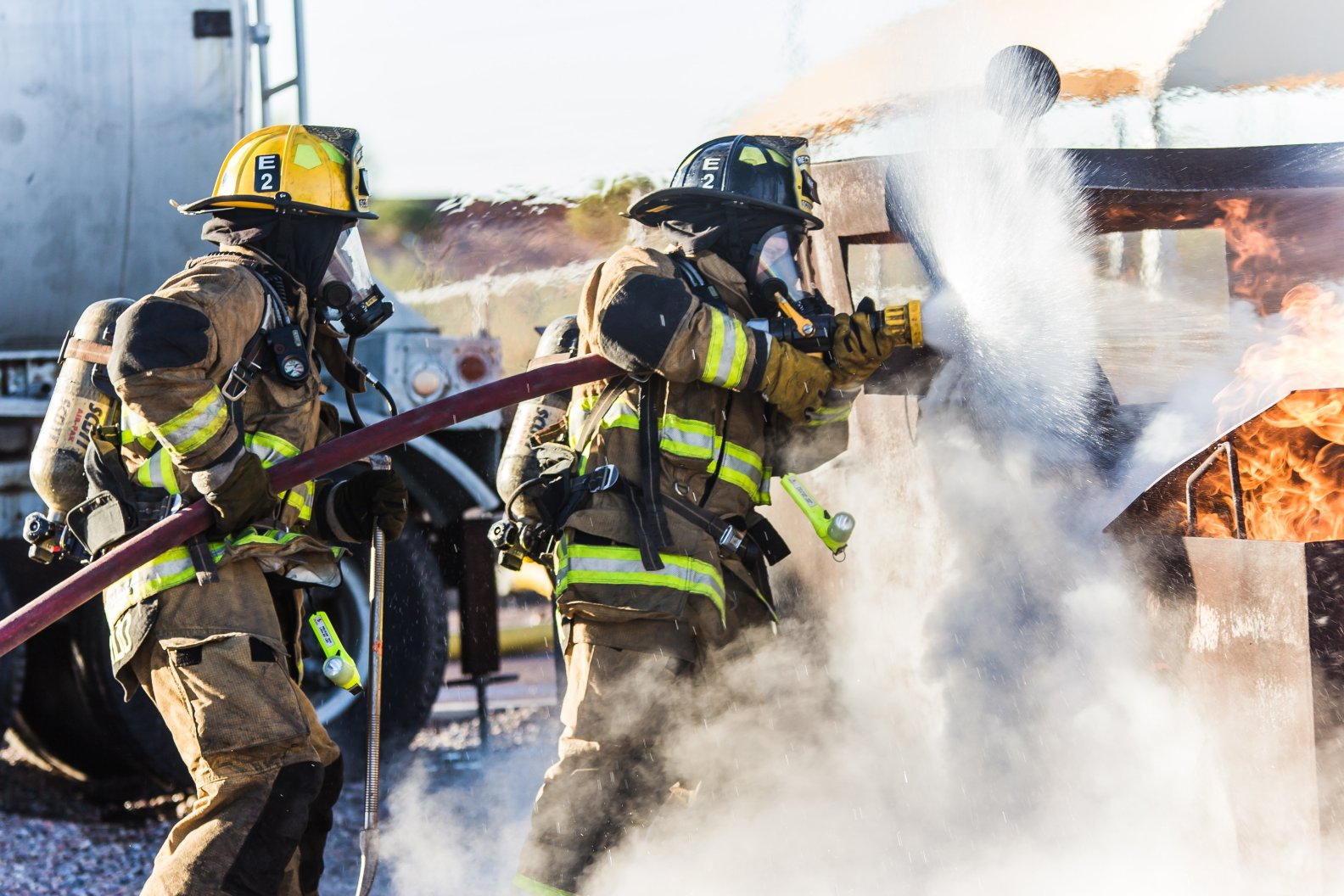 Whitepaper:  Delivering situational awareness to first responders through vertical location