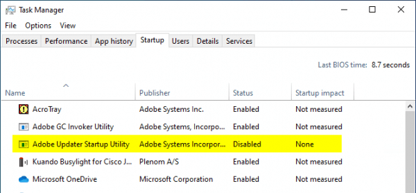 How To Remotely Disable Startup Programs on Windows 10