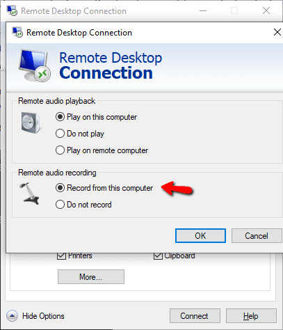 2020 07 06 2211 - How To Allow USB Webcam Passthrough RDP Session
