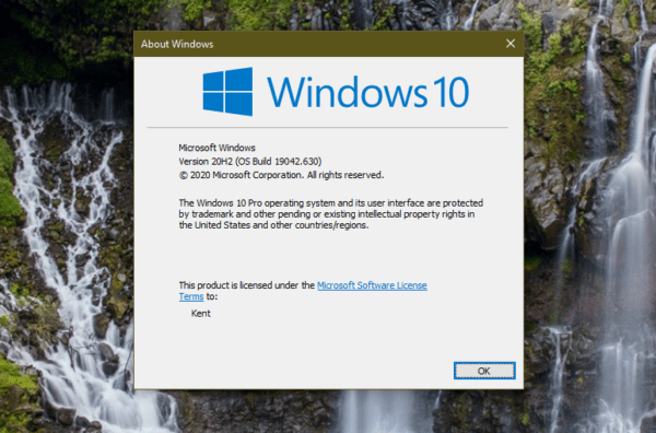 image 16 600x396 - Upgrading to Windows 10 20H2 October 2020 Update via WSUS