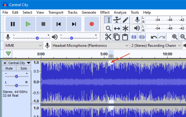 image 6 600x380 - How To Reduce Background Noise on An Audio File on Windows