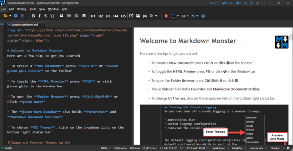 image 24 600x309 - Best Free Markdown Editors for Windows