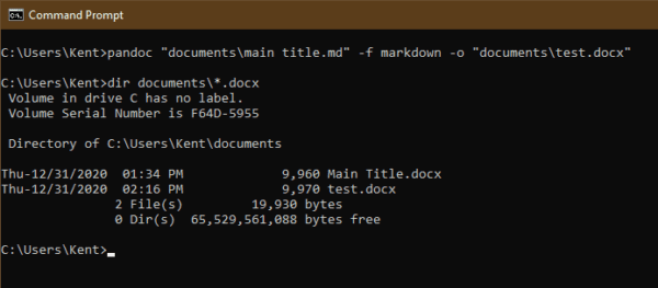image 26 600x263 - How To Convert Markdown Files to Word Documents on Windows, and Vice Versa