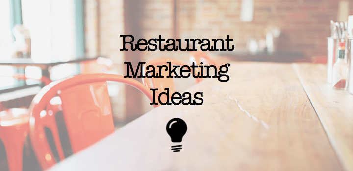 Image result for marketing ideas restaurant