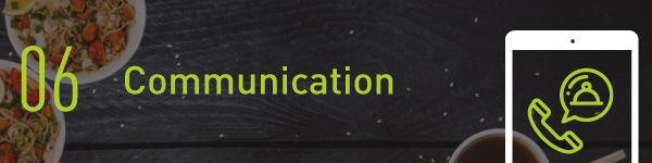 Restaurant POS Communication