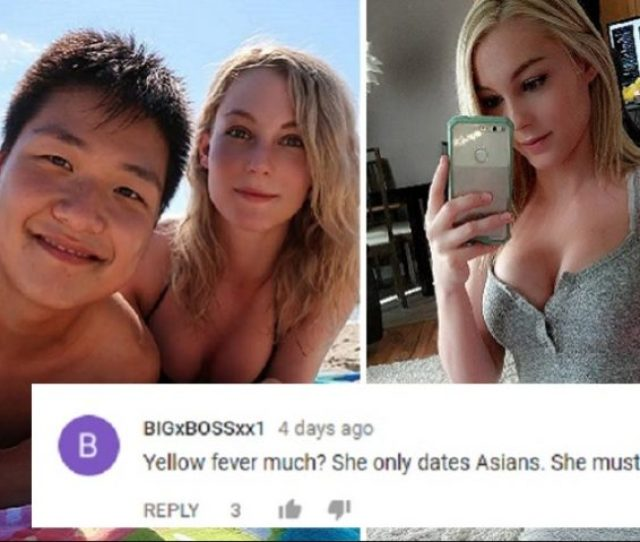 Twitch Streamer And Her Asian Boyfriend Ignite Salty Tears From Racist Bros