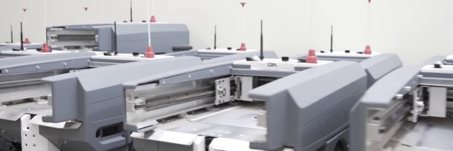 NextShift Mobile Robotics System Designed for Warehouses