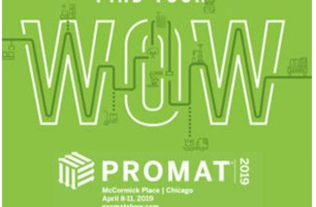 NextShift Making News at ProMat
