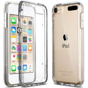 ULAK iPod Touch Case Crystal Clear