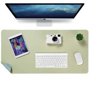 Knodel Mouse pad από ανοιχτό Πράσινο συνθετικό δέρμα