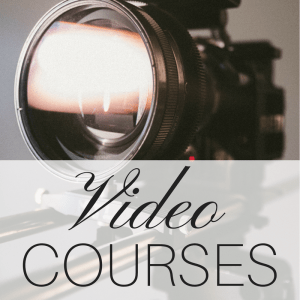Announcing Our Self-Paced Video Courses