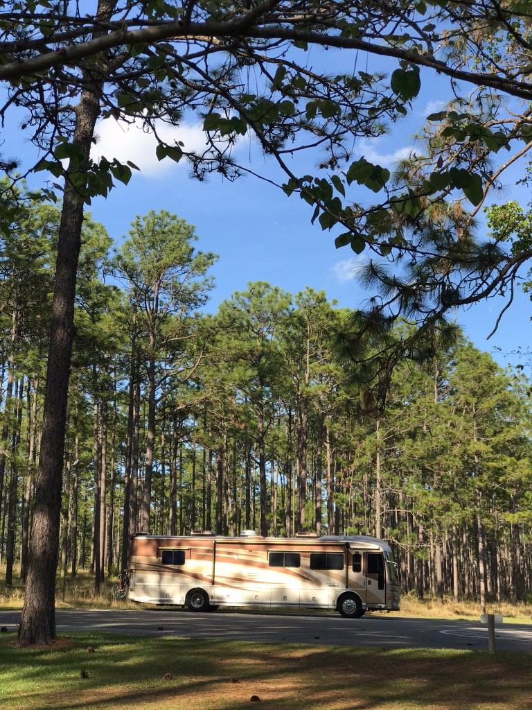 camping in Florida State parks