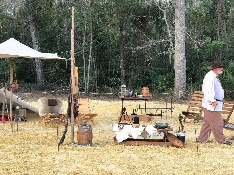 fort king historic site in ocala