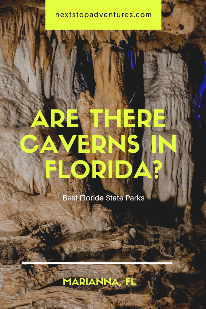 are there caverns in Florida?