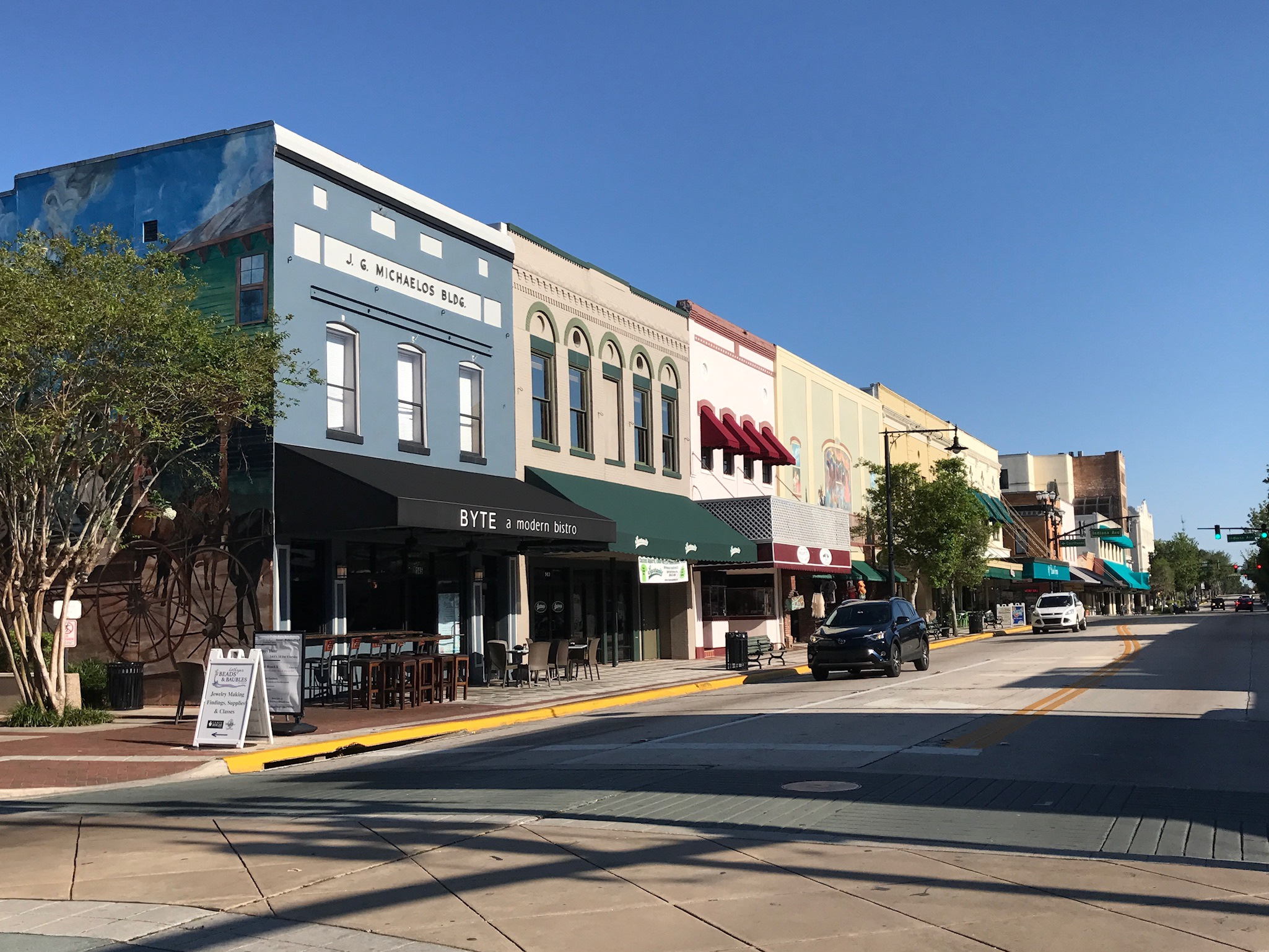One of the Most Charming Downtowns in Florida