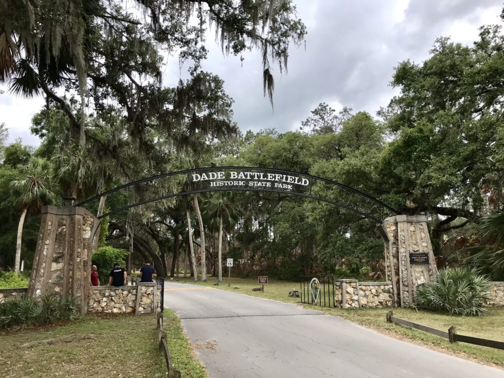 historic sites in Central Florida Dade Battlefield-Next Stop Adventures