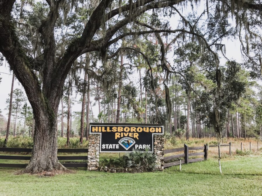 Exploring Hillsborough River State Park