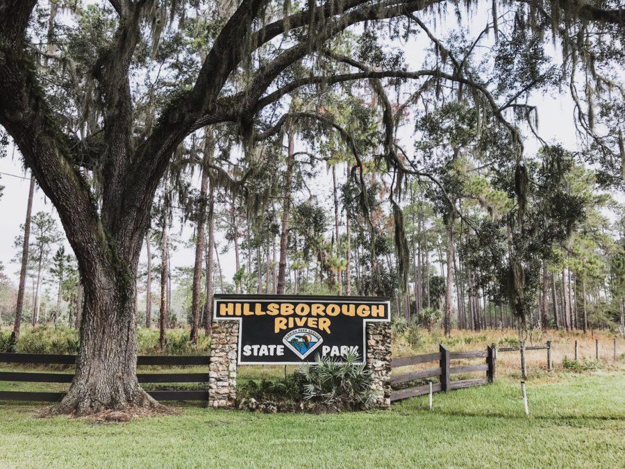 Exploring Hillsborough River State Park