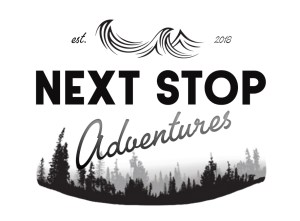 next stop adventures logo