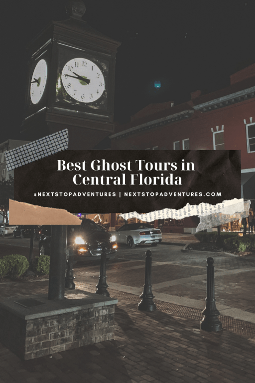 Best Ghost Tours in Central Florida