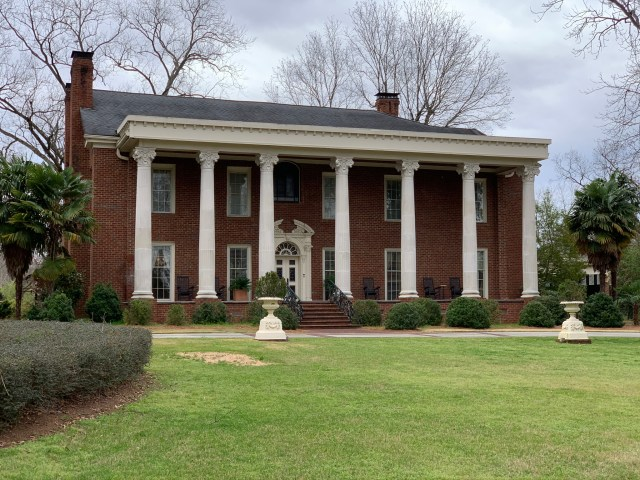 The Lockwood Mansion is one of the top things to do in Mystic Falls