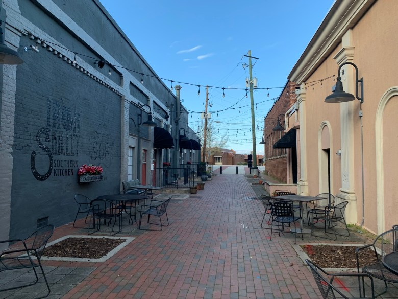 The Originals filming locations is one of the top things to do in Mystic Falls