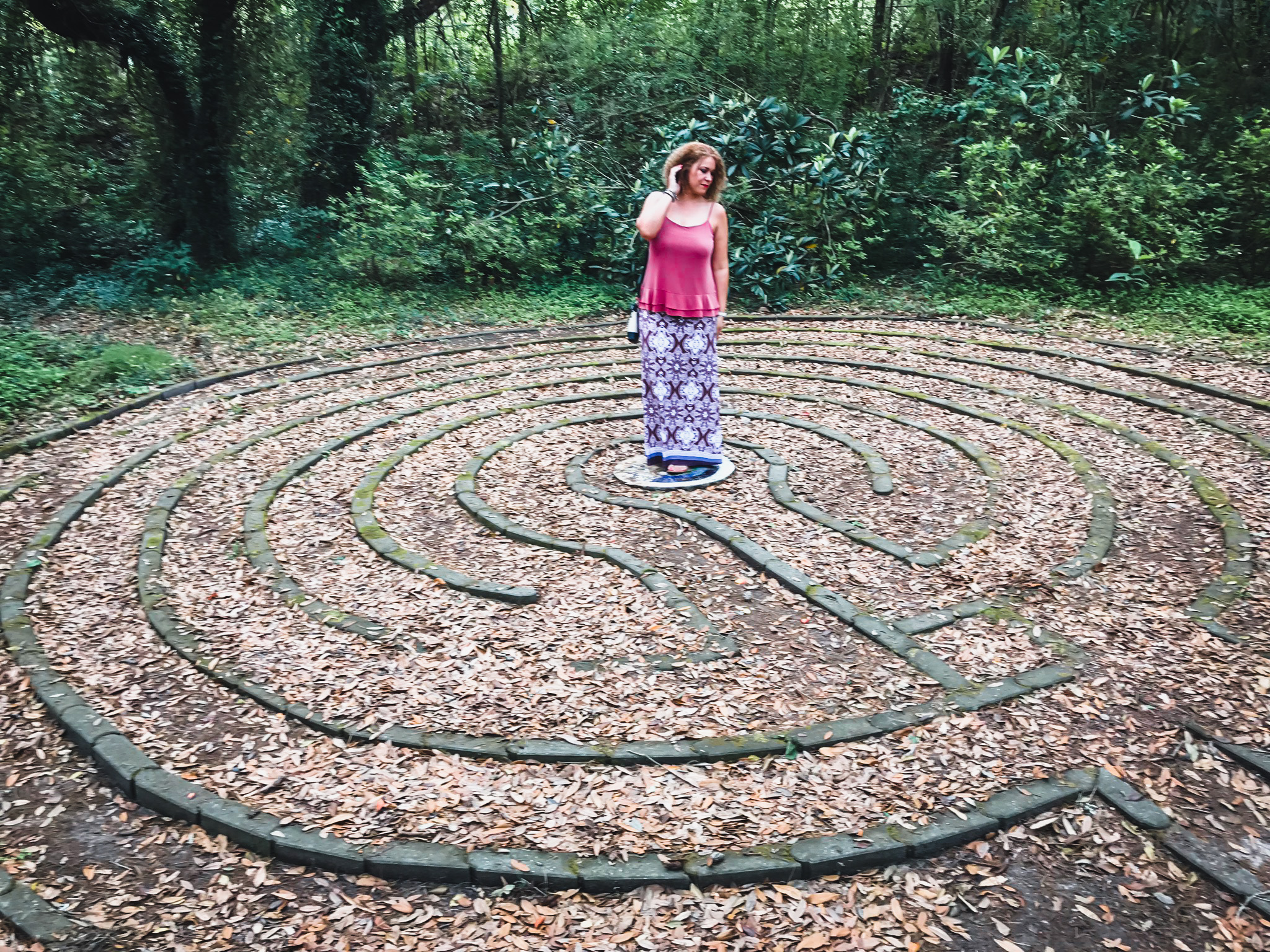 labyrinths in Florida