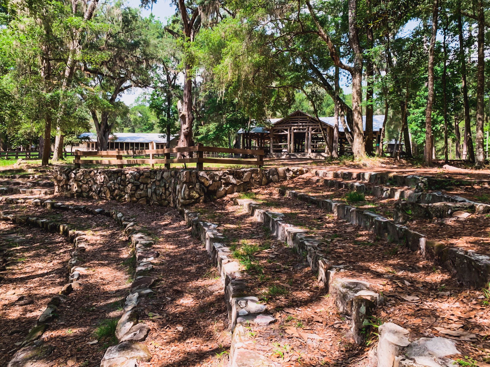 historic site in high springs outdoorsy vibes in O'leno state park