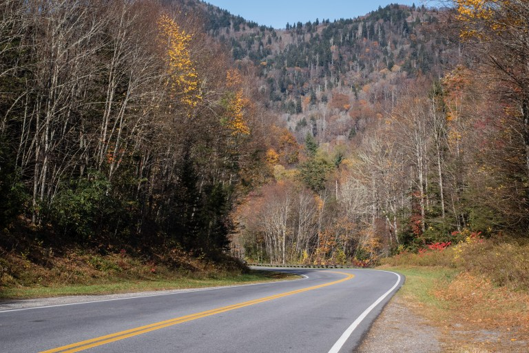 great smoky mountains scenic drive
