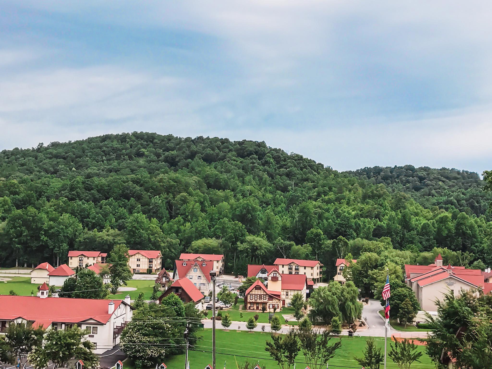 beautiful photography of alpine helen a bavarian town in georgia