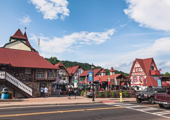 things to do in the Bavarian town of Helen Georgia
